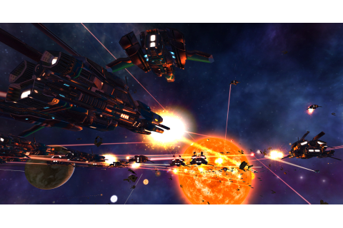 Star Ruler 2 Review - Massive Scale 4X Real Time Space ...