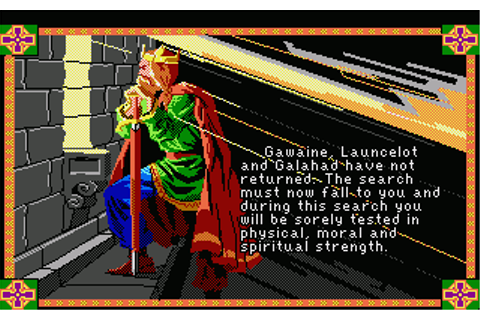 Download Conquests of Camelot: The Search for the Grail ...