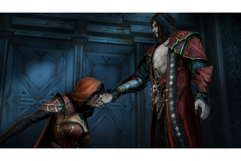 Castlevania Lords of Shadow 2 - As We Play - The Game Is ...