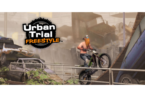 URBAN TRIAL FREESTYLE™ | Nintendo 3DS download software ...
