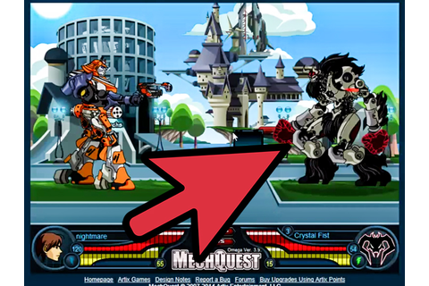 How to Get a Start on Mechquest: 13 Steps (with Pictures)