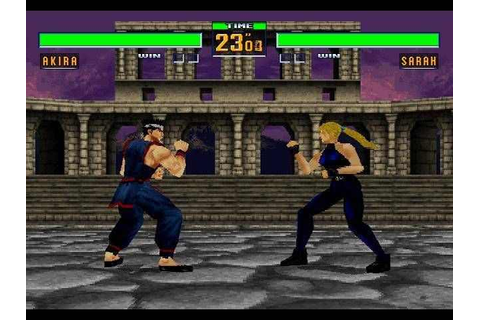 Virtua Fighter 2 Download Free Full Game | Speed-New