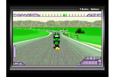 Moto Racer Advance (GBA) - YouTube
