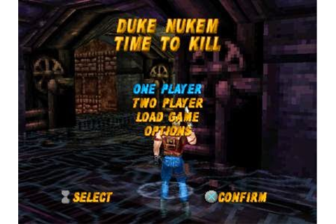 Duke Nukem Time To Kill PS1 | Free Download Game & Apk