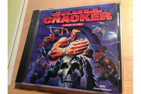 Skullcracker collected in PC Games by Trevor Davies ...