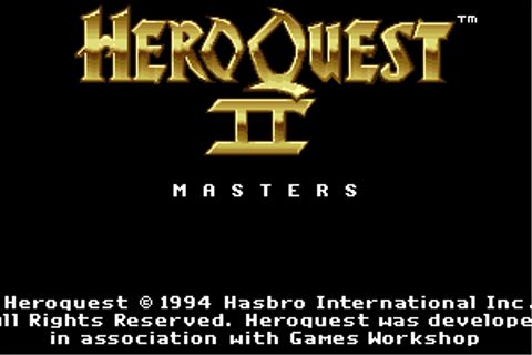 Download HeroQuest II: Legacy of Sorasil (Amiga) - My ...