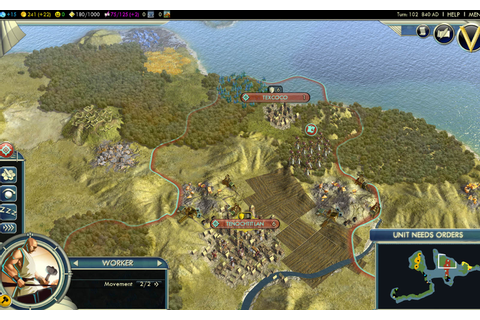 wallpapers: Civilization 5