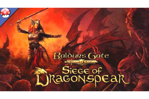 Baldur's Gate: Siege of Dragonspear Gameplay Walkthrough ...
