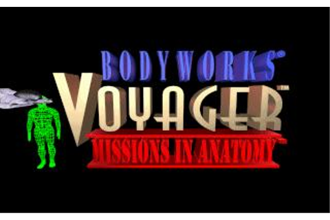 Bodyworks Voyager: Mission in Anatomy Download (1994 ...