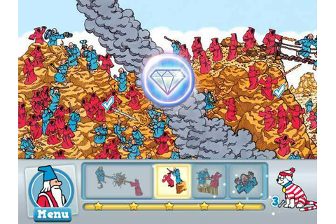 Скачать игру Where's Waldo? The Fantastic Journey для PC ...