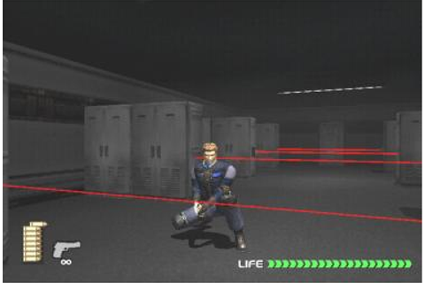 Screens: Operation Winback - PS2 (1 of 12)