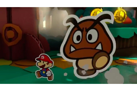 Paper Mario: Color Splash Official A Splash of Mystery ...