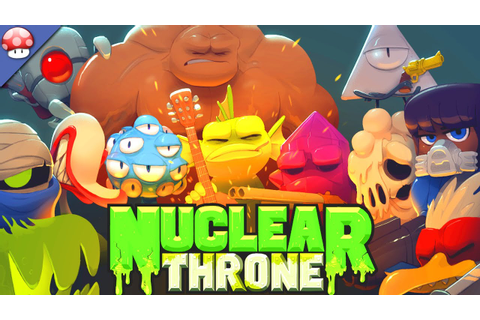 Nuclear Throne Gameplay PC HD [60FPS/1080p] - YouTube