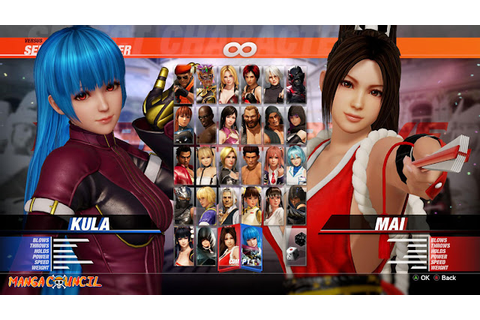Dead or Alive 6 (Ver. 1.06) Save Game | Manga Council