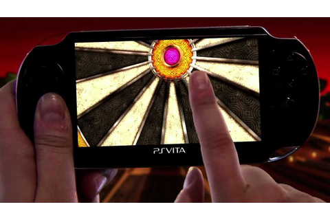 First: Top Darts Official E3 video game trailer - PS Vita ...