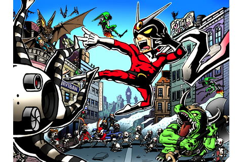 Viewtiful Joe es el preferido por Komiya - Otra Partida - blog de ...