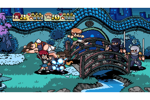 Test - Scott Pilgrim contre le Monde | Xbox One - Xboxygen