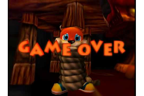 Game Over: Conker's Bad Fur Day - YouTube