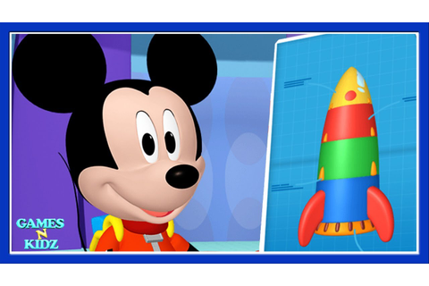Mickey & Minnie: Mickey Mouse Clubhouse - Space Adventure ...