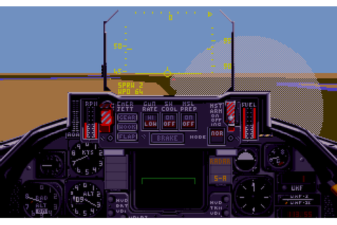 CAP - Combat Air Patrol (1993) by Maverick Simulation ...