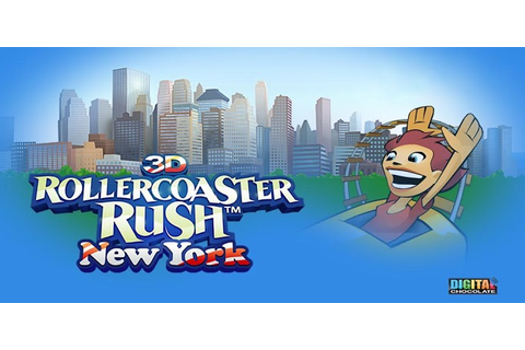 Free Android Apps: Game: 3D ROLLERCOASTER RUSH NEW YORK 1 ...