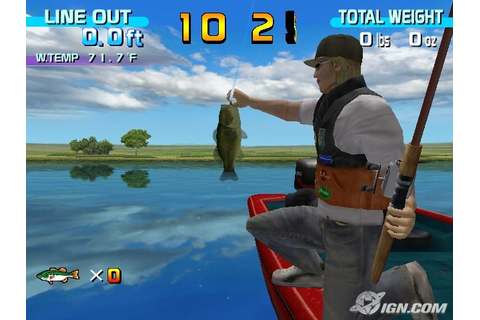SEGA Bass Fishing Review - IGN