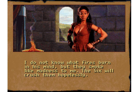 Download Betrayal at Krondor | DOS Games Archive