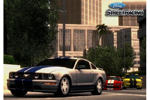 Ford Street Racing Free Download « IGGGAMES