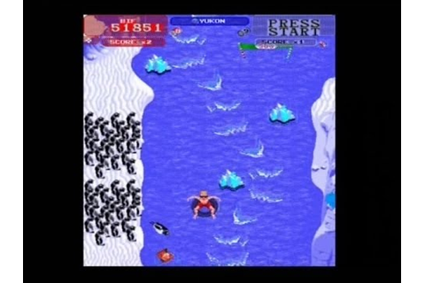TOOBIN' (ARCADE / PS2 - FULL GAME) - YouTube