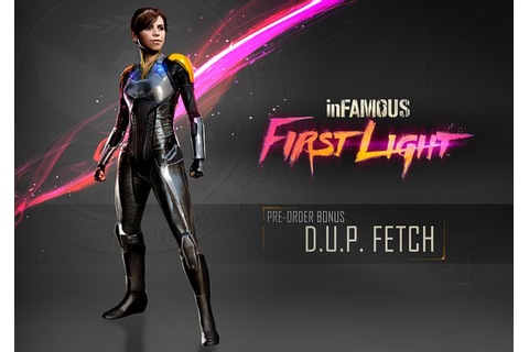 New inFAMOUS First Light Trailer Unveiled At Gamescon 2014 ...