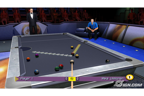 Sega presents World Snooker Championship 2007 ...