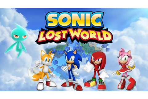 Sonic Lost World Comes to PC Next Month