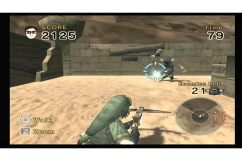 CGR Undertow - LINK'S CROSSBOW TRAINING for Nintendo Wii ...