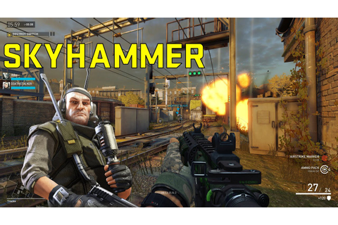 Dirty Bomb - Skyhammer Gameplay + Commentary - YouTube