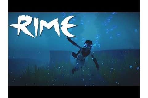 Drowning in games - RiME - YouTube
