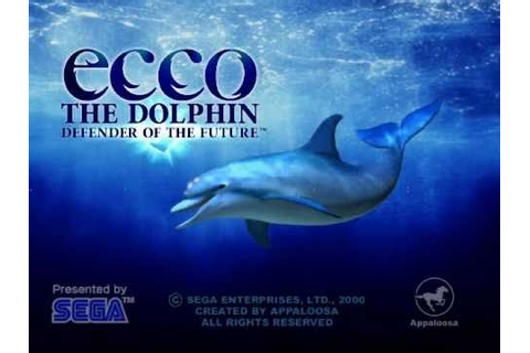 Ecco the Dolphin: Defender of the Future - Demo (Sega ...