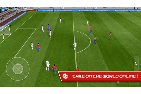 Dream League Soccer v1.55 Mod (Unlimited Coins) - Anorend ...