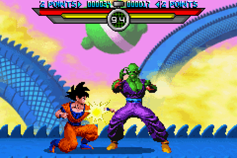 Dragon Ball Z: Taiketsu Download Game | GameFabrique