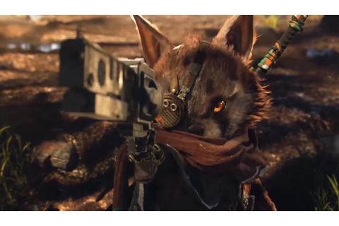 Biomutant is an open-world RPG with mutant critters | PC Gamer