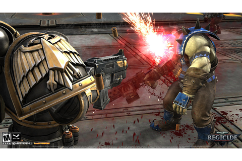 Download Warhammer 40,000: Regicide Full PC Game
