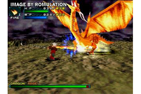 Download Game Dragon Valor PSX PS1 ISO