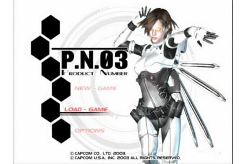 P.N. 03 - Mission 1 BGM - YouTube