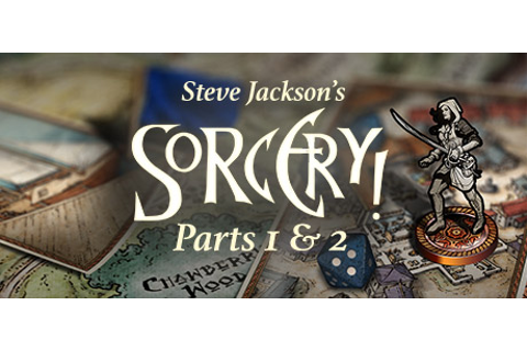 Download Full Sorcery! Parts 1 and 2 - Skidrow Games