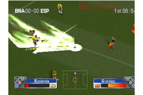 Download Iso Game PS1 Super Shot Soccer 2015 Only 5 MB ...
