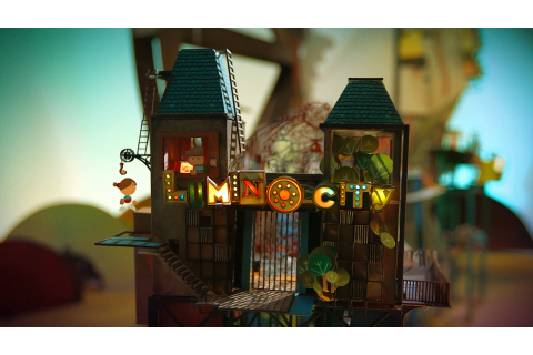 The stunning 'Lumino City' is a video game made of paper ...