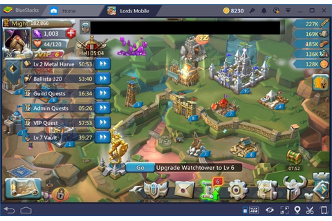 Lords Mobile Beginner's Tips and Tricks Guide | BlueStacks