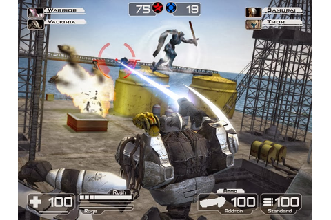 Battle Rage The Robot Wars Game PC ~ Free Download PC Game ...
