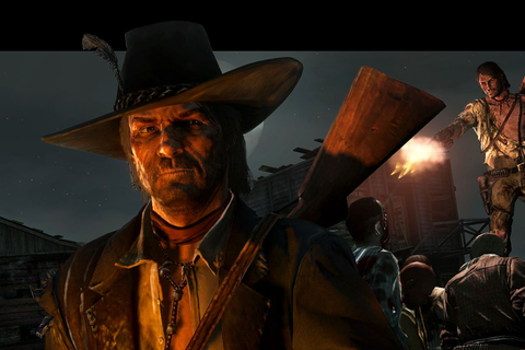 Red Dead Redemption's Undead Nightmare was more than a ...