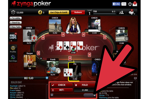 How to Win a Zynga Poker Sit and Go Tournament: 5 Steps