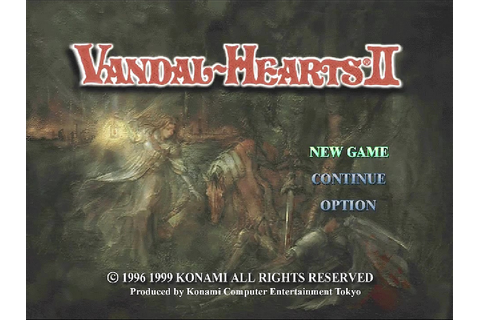 Vandal Hearts 2 Download Game | GameFabrique